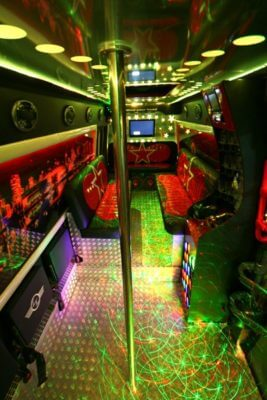 16 seat party bus hire yorkshire