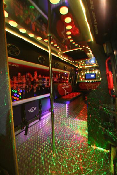 Party Bus & Limousine Hire