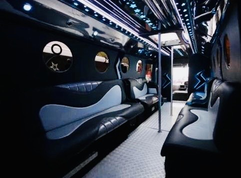 18 Seater Party Bus Barnsley
