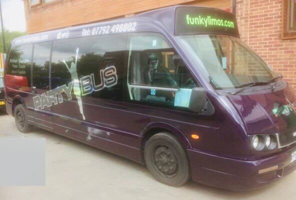 Party-Bus-Manchester